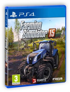 Farming Simulator 15 per PlayStation 4