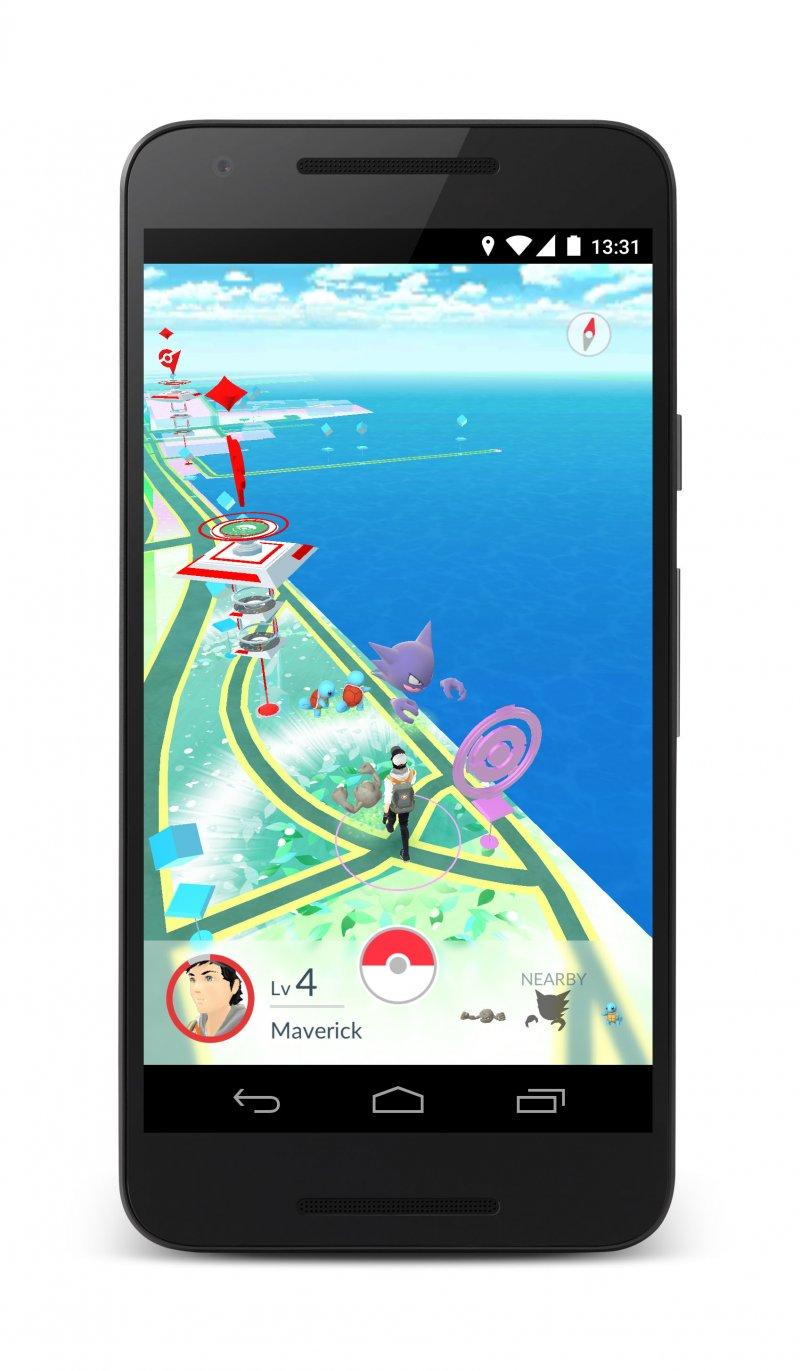 Svelati nuovi dettagli su Pokémon GO