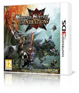 Monster Hunter Generations per Nintendo 3DS