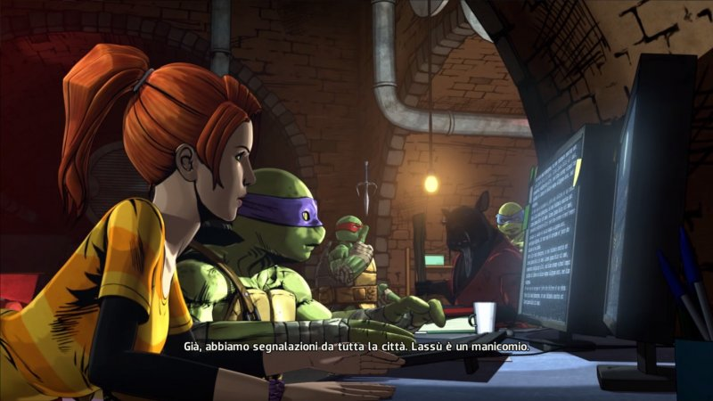 Quattro tartarughe da scontare