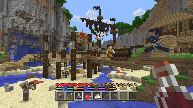 "Minecraft si amplia con un nuovo mini-game: ""Battle"""
