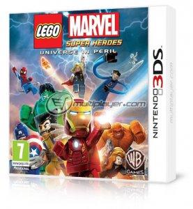 LEGO Marvel Super Heroes per Nintendo 3DS
