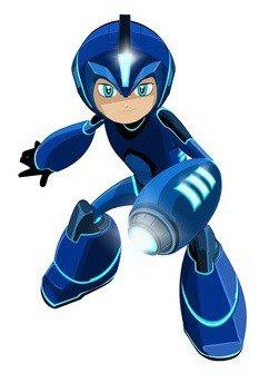 Ecco come sarà il Mega Man della nuova serie animata in produzione