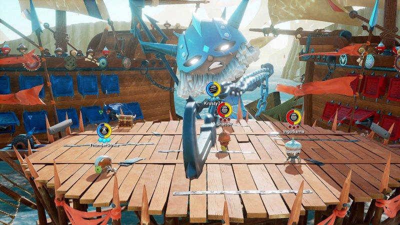 Sony ha annunciato World of Warriors, titolo esclusivo per PlayStation 4