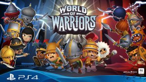World of Warriors per PlayStation 4