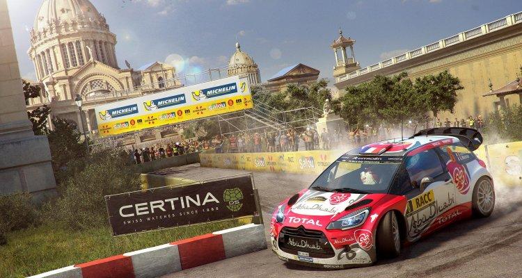 WRC 6 sfreccia nel primo trailer di presentazione