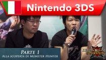 "Monster Hunter Generations - Intervista ai producer: ""Alla scoperta della serie Monster Hunter"""