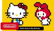 Super Mario Maker – Il trailer di gioco di 'Hello Kitty & My Melody'