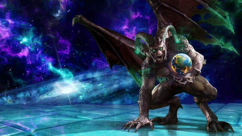 Killer Instinct si aggiorna con Gargos