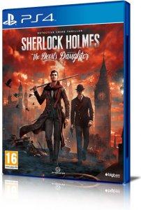 Sherlock Holmes: The Devil's Daughter per PlayStation 4