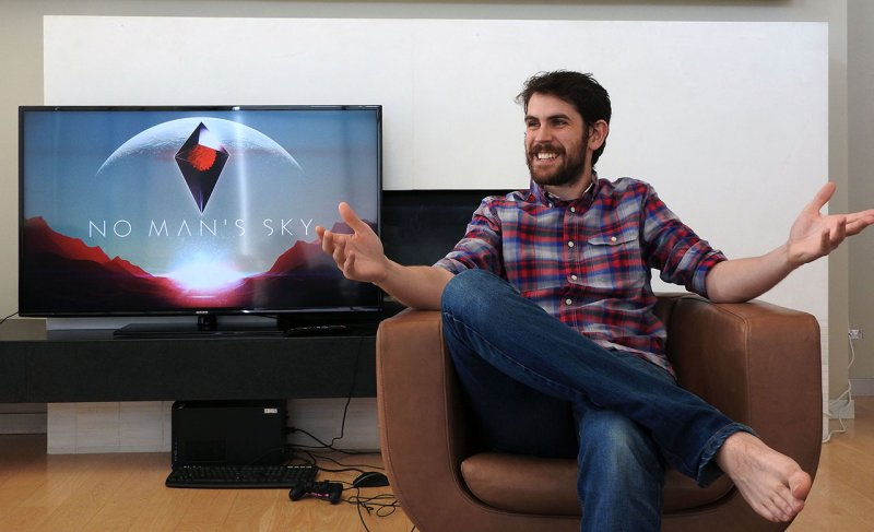 Sean Murray, director di No Man's Sky, parla dei motivi del rinvio