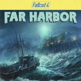 Fallout 4: Far Harbor per PlayStation 4