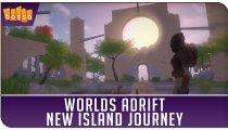 Worlds Adrift - Trailer delle isole create dalla community