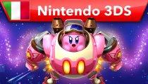 Kirby: Planet Robobot - Distruzione robotica
