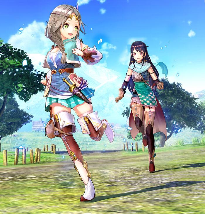 Toukiden 2, Atelier Firis, Nights of Azure 2 e Samurai Warriors: Sanada Maru arrivano in occidente