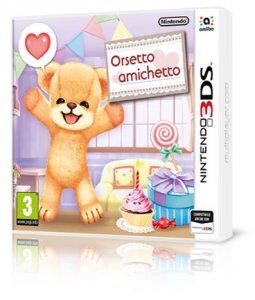 Orsetto Amichetto per Nintendo 3DS