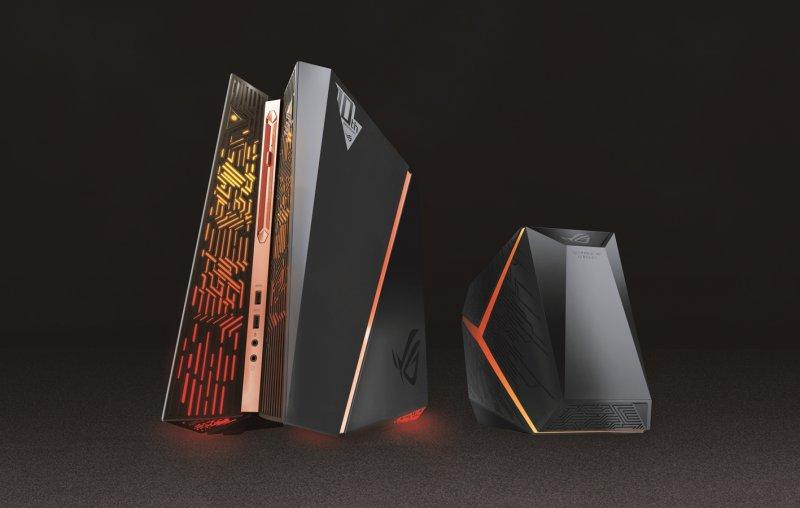 Asus ROG G31 Edition 10 e ROG GX800