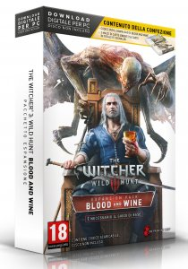 The Witcher 3: Wild Hunt - Blood and Wine per PC Windows