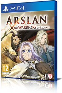 Arslan: The Warriors of Legend per PlayStation 4