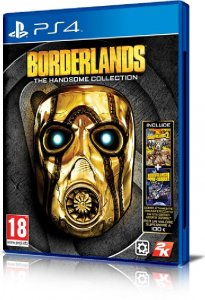 Borderlands: The Handsome Collection per PlayStation 4