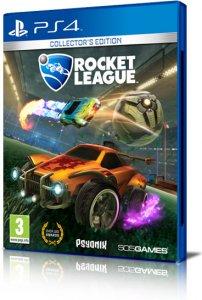 Rocket League: Collector's Edition per PlayStation 4