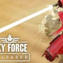 Sky Force Reloaded ha una data su App Store e Google Play