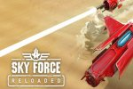 Sky Force Reloaded ha una data su App Store e Google Play - Notizia