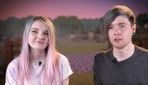 Minecraft: Story Mode - Episode 6 - Videodiario con i doppiatori