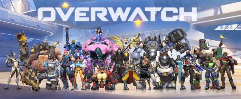 Overwatch continua a dominare le classifiche inglesi