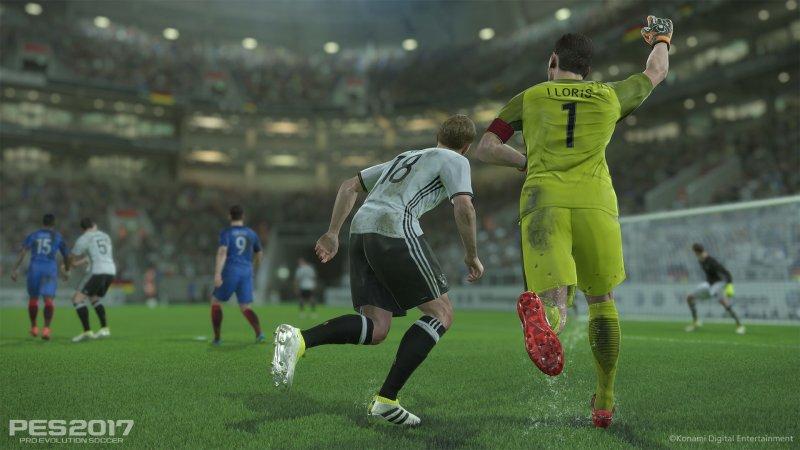 Vediamo le nuove immagini di Pro Evolution Soccer 2017