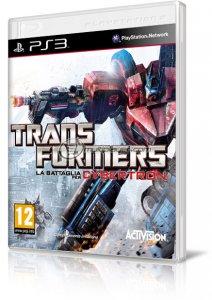 Transformers: La Battaglia per Cybertron per PlayStation 3