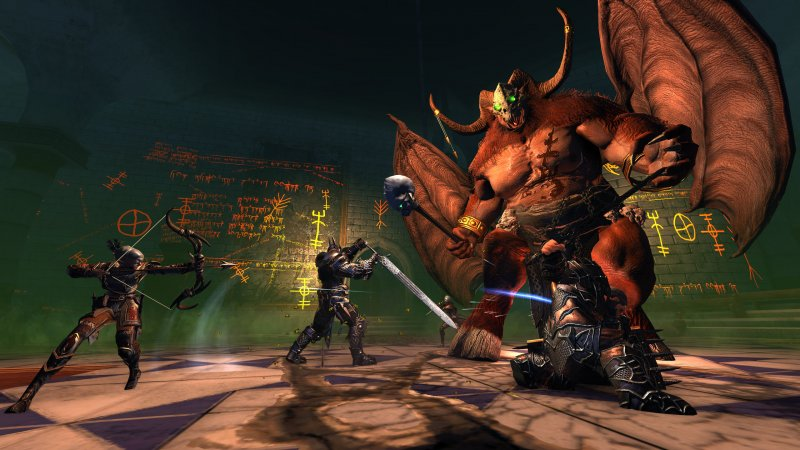 Neverwinter ha una data su PlayStation 4