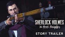 Sherlock Holmes: The Devil's Daughter - Trailer della storia