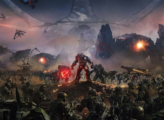 Trafugato il primo artwork di Halo Wars 2