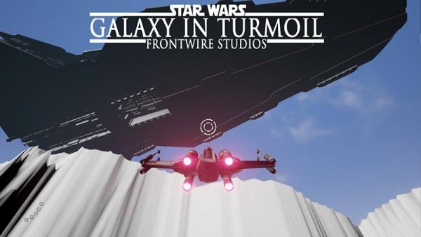 """Il remake amatoriale di Star Wars: Battlefront III, """"Galaxy in Turmoil"""", verrà pubblicato su Steam"""
