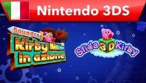 Kirby: Planet Robobot - Squadra Kirby in azione e Sfida 3D Kirby trailer