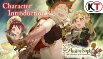 Atelier Sophie: The Alchemist of the Mysterious Book - Trailer dedicato ai personaggi