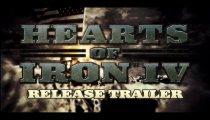 Hearts of Iron IV - Il trailer di lancio