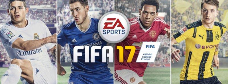 Tutti i dettagli di FIFA 17