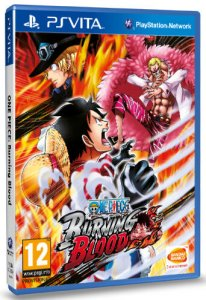 One Piece: Burning Blood per PlayStation Vita