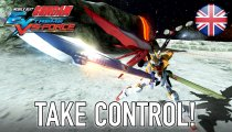 "Mobile Suit Gundam: Extreme VS Force - Trailer ""Take control!"""