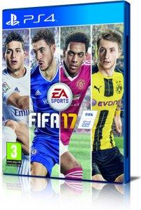 FIFA 17 per PlayStation 4