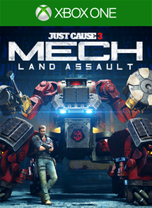 Just Cause 3: Mech Land Assault per Xbox One