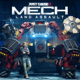 Just Cause 3: Mech Land Assault per PlayStation 4