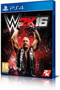 WWE 2K16 per PlayStation 4