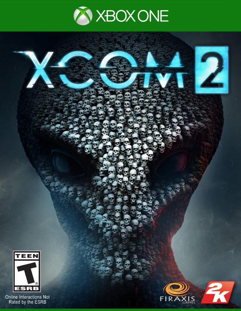 Prime immagini e cover per le versioni console di XCOM 2