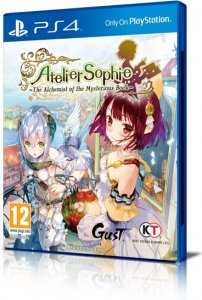 Atelier Sophie: The Alchemist of the Mysterious Book per PlayStation 4