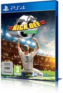 Dino Dini's Kick Off Revival per PlayStation 4