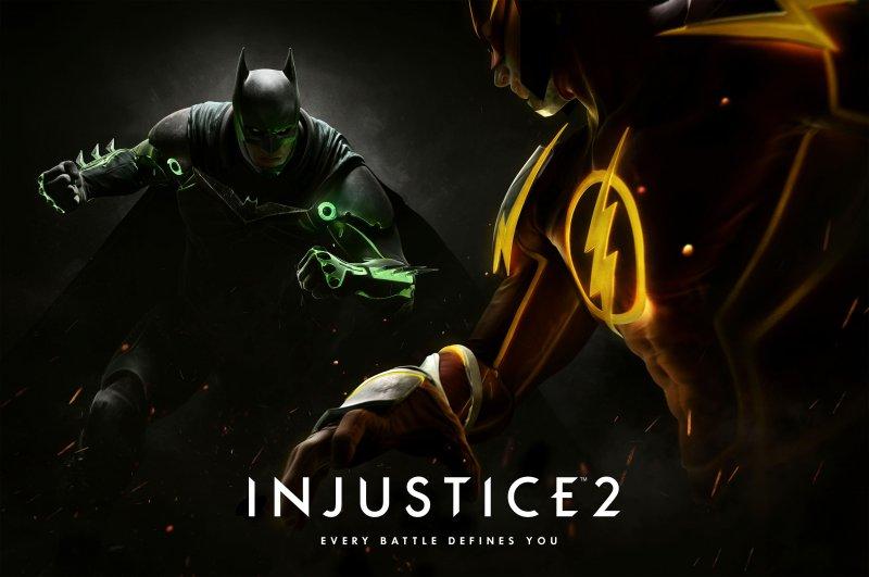 Annunciato Injustice 2