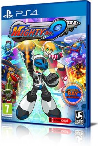 Mighty No. 9 per PlayStation 4
